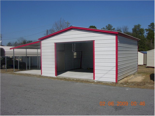 Myhandihouse Com Enclosed Garages